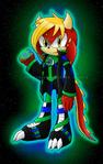 Green-Blue Lantern Azreal