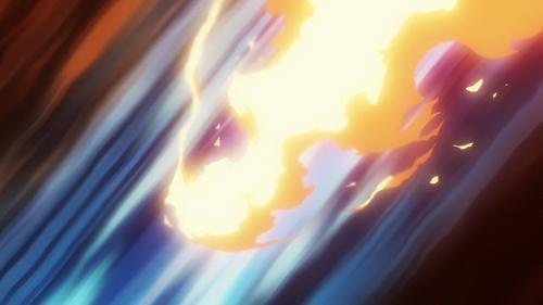 Colbert spell Spirit of Fire