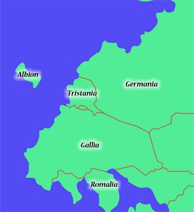 Halkeginia map