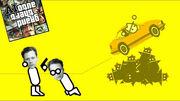 Zero Punctuation - 317 - Grand Theft Auto 5 1
