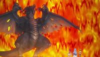 Fire Drake's power returns