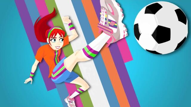 File:Sporty Shorty kick the soccer ball.jpg