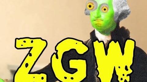 Zombie George Washington: Library Fees