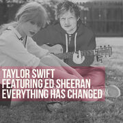 Everything Has Changed Taylor Swift