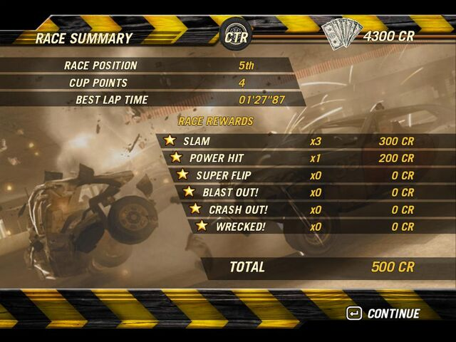 檔案:FlatOut2 race summary.jpg