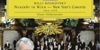 指揮:Willi Boskovsky