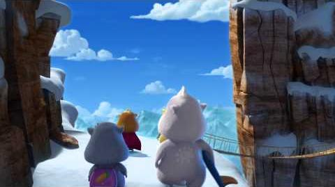 """ZhuZhu Pets Movie """"Quest for Zhu"""" trailer - Time for Action!"""