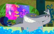Zig & Sharko - Octopus Masseur On TV