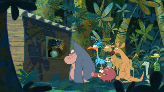 File:Zig & Sharko - Fancy Footwork Jungle Creatures.png