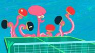 Zig & Sharko - Octopus Masseur Table Tennis