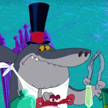 File:Zig & Sharko - Sharko Fancy.png