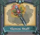 Gemini Staff