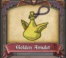 Golden Amulet