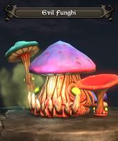 Evil Funghi