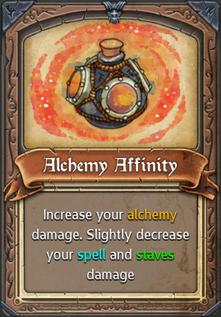 Alchemy Affinity