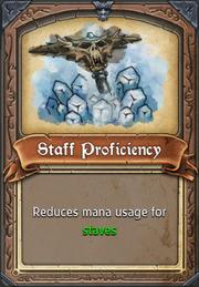 Staffproficiency