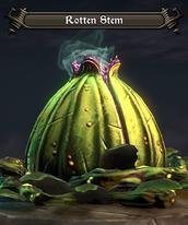 Rotten Stem
