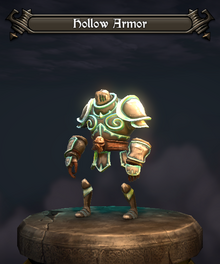 Hollow Armor