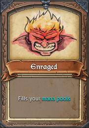 Enraged
