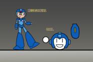 Megaman Mega & MegaCarl
