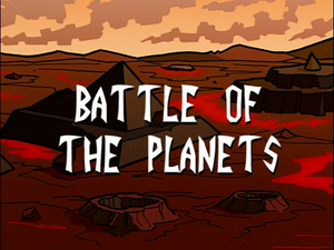 Battle of the Planets (Title Card)