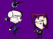 Gaz and Dib