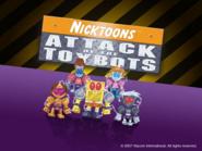 Nicktoons ToyBots