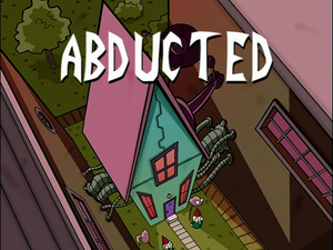 Abducted (Title Card)