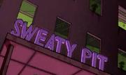 Sweaty pits