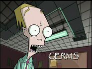 Germs (Title Card)