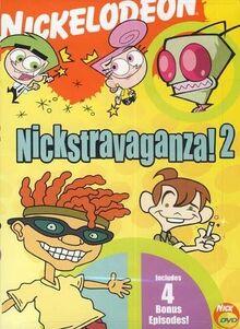 Nickstavagannza 2 cover