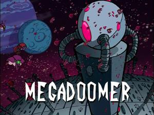 Megadoomer (Title Card)