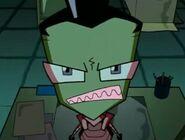 Zim's Evil Smile