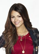 Victoria Justice 'Victorious' photoshoot