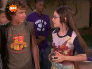 "Quinn looks at Logan when she says, ""It's time for revenge against the boys"""