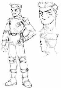 Concept Manga Rob