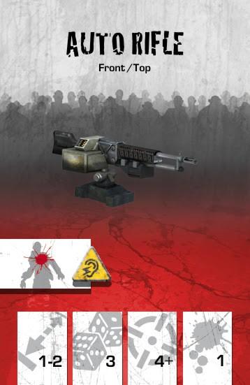 Vehicle Equipment Front Auto Rifle