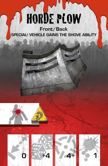 Vehicle Equipment Front Horde Plow