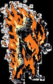 Zombie Burning1
