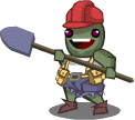 Death Volcano EnemieRed