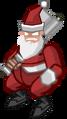 Xmas Boss Santa