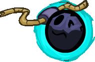 Item Black Necklace