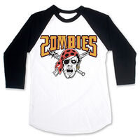 Zombie pirate front