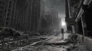 File:Man on his own in deseterd streets.jpg