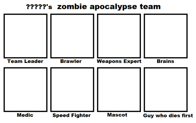 File:Zombie apocalypse team template by aeleks-d58de96.png