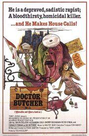 Doctor butcher m d