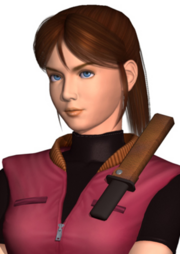 Claire Redfield RE2