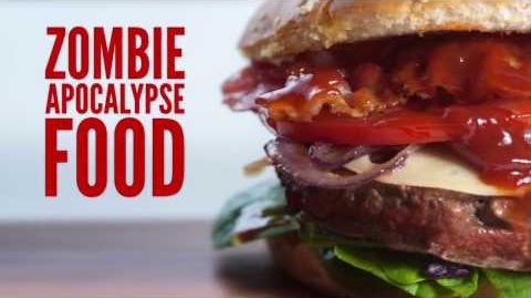 What To Eat In The Zombie Apocalypse
