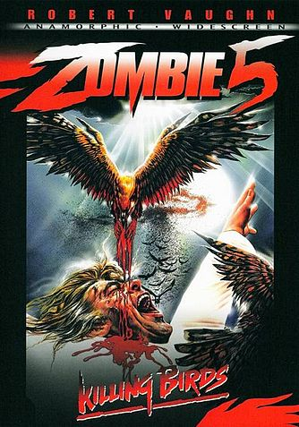 Zombie 5 DVD
