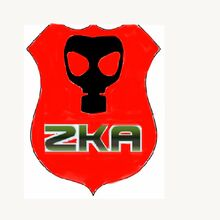 Zombie Killing Agency Logo